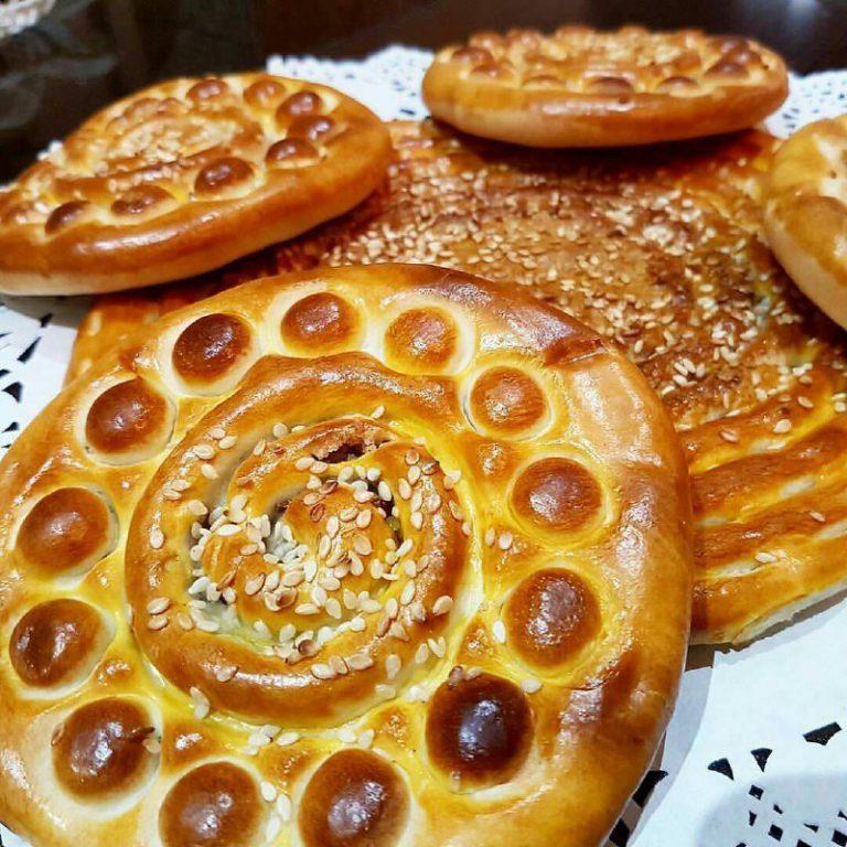 انواع شیرینی جات گیلان - کلوچه فومن